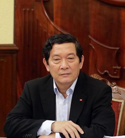 Thu truong Huynh Vinh Ai xin loi ong Huynh Tan Vinh hinh anh 1