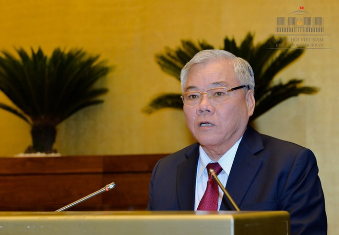 Dai bieu tranh luan voi Tong Thanh tra Chinh phu ve vu Dong Tam hinh anh 1