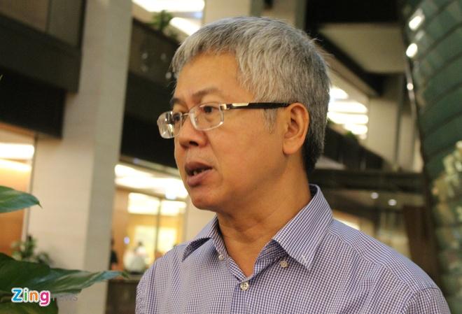 Ong Nguyen Duc Kien: Hop dong san golf Tan Son Nhat vo hieu hinh anh
