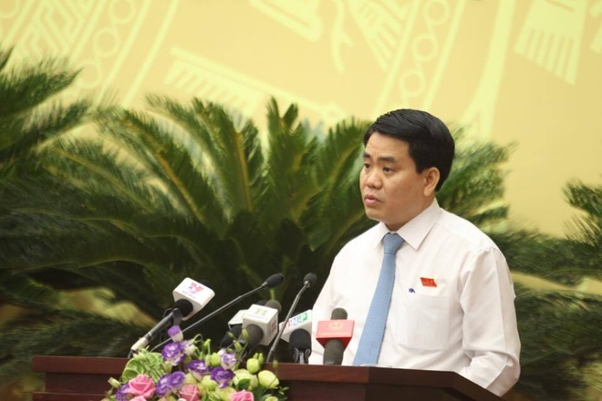 Ong Nguyen Duc Chung: Xa cu danh chuyen khong the trong lai tren pho hinh anh 1