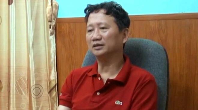 Trinh Xuan Thanh: Toi ve dau thu de doi dien voi su that hinh anh