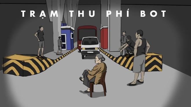 Goc khuat sau nhung hanh dong la doi tai tram BOT hinh anh