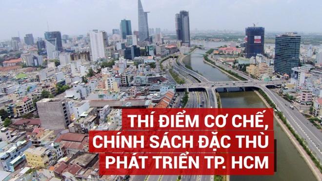 Pho thu tuong: 'Co hoi vang cho TP.HCM phat trien vuot bac' hinh anh
