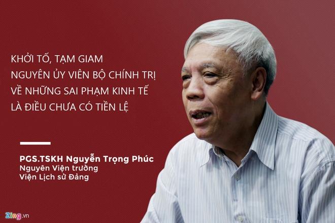 'Bat ong Thang la minh chung khong co vung cam' hinh anh