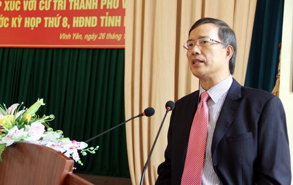 Cach chuc nguyen Bi thu Vinh Phuc Pham Van Vong hinh anh 1