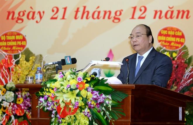 Thu tuong giao 5 nhiem vu cho Quan chung Phong khong-Khong quan hinh anh 1