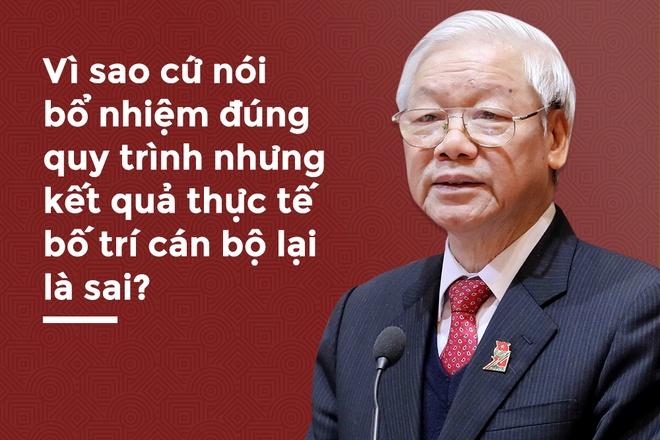Tong bi thu: 'Phai co dung khi chong tieu cuc, loi ich nhom' hinh anh