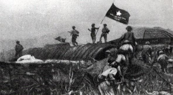 Ảnh tư liệu về trận đánh Điện Biên Phủ hào hùng