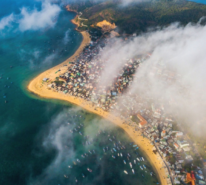 Nhung khoanh khac tuyet dep di san Viet Nam 2018 hinh anh