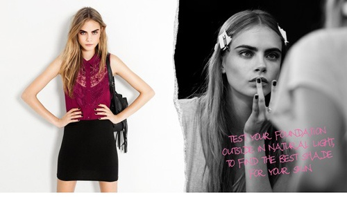 Cara Delevingne bi H&M quay lung vi nghi su dung ma tuy hinh anh 8