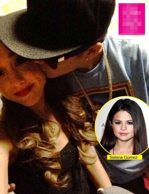 Selena va Justin cung khoe anh than mat voi nguoi moi hinh anh 2