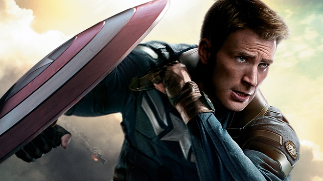 Khan gia tiec nuoi khi Chris Evans gia tu vai dien Captain America hinh anh