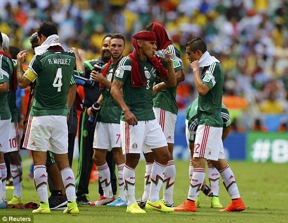 Mexico, hay ngang cao dau! hinh anh