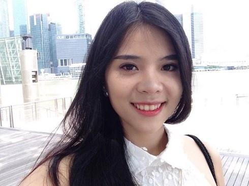 Co gai 9X va hanh trinh 241 ngay du lich chau A hinh anh 2 Chân dung cô nàng đam mê du lịch Ngọc Hân - Ảnh: Facebook Han Le.