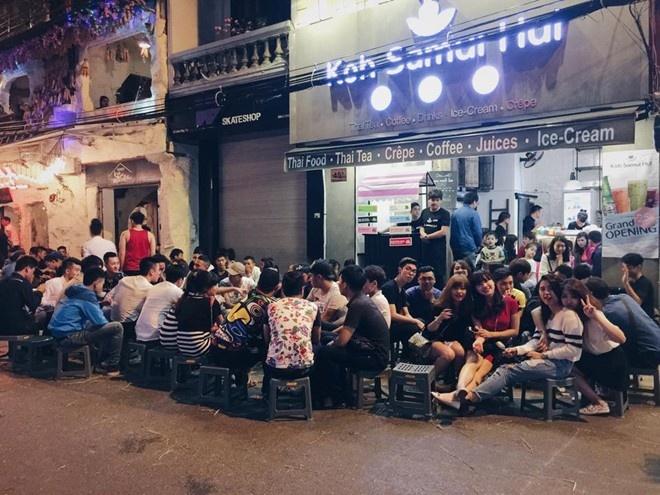 5 trao luu am thuc len ngoi o Ha Noi nam 2015 hinh anh 4 Koh Samui - một trong những thương hiệu quán Thái Lan đông khách ở Hà Nội. Ảnh: KohSamui.vn