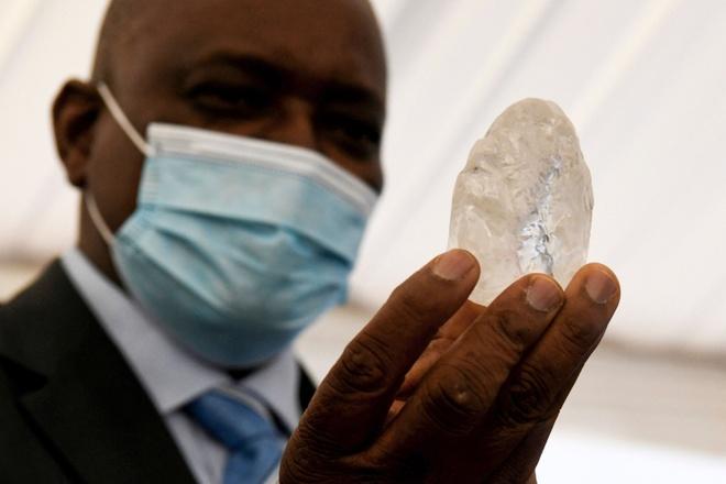 Phát hiện viên kim cương lớn thứ ba thế giới - Thế giới