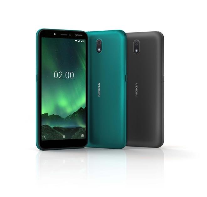Nokia ra mat smartphone man hinh 5,7 inch, gia duoi 2 trieu hinh anh 1 Nokia_C2_Full_Color_1_.jpg