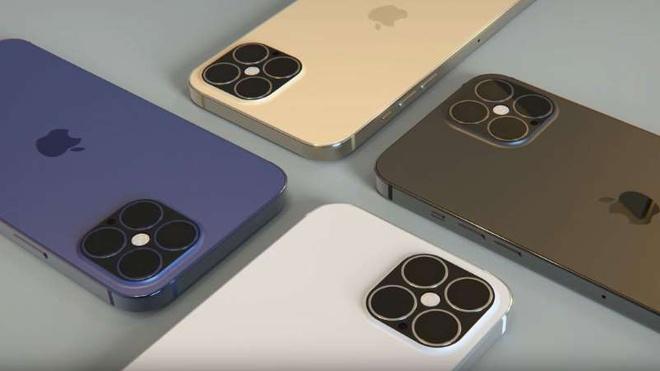 iphone 12 man hinh 5, 4,  iphone 12 co gia ban,  iphone 12 ra mat anh 2