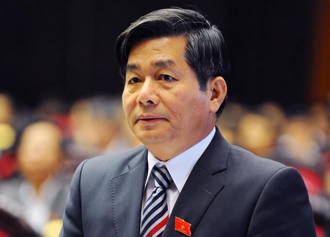 Bo truong de nghi dai bieu khong nghi ngo so lieu thong ke hinh anh