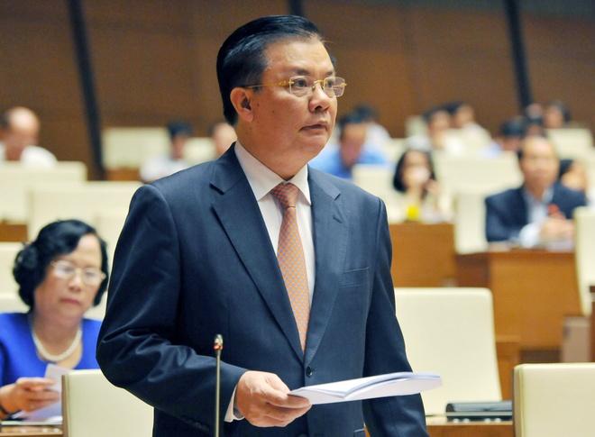 Bo truong Tai chinh bi truy vu 34.000 ty dong no thue hinh anh