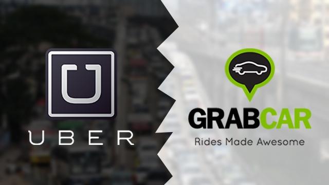 Uber - Grab: Giac mo vang hay con ac mong? hinh anh