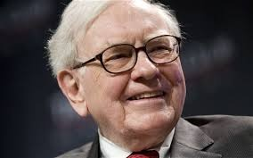 Ty phu Warren Buffett lan dau doi thi truong hinh anh 1