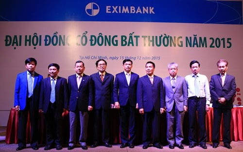 Ong Le Minh Quoc giu chuc Chu tich Eximbank hinh anh 1