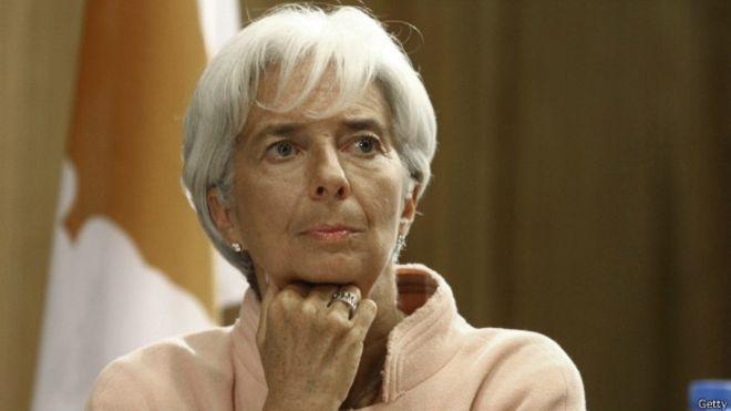 Chu tich IMF ra hau toa tai Phap hinh anh 1