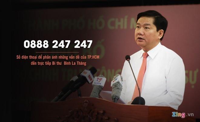 Hotline Bi thu Thang va cau chuyen dan nguyen hinh anh 1
