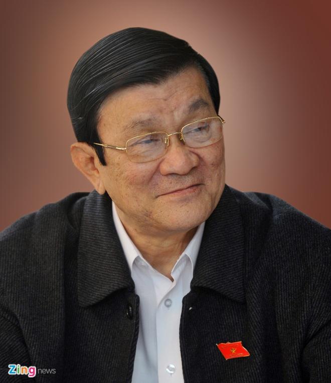 Bo phieu mien nhiem Chu tich nuoc Truong Tan Sang hinh anh 1