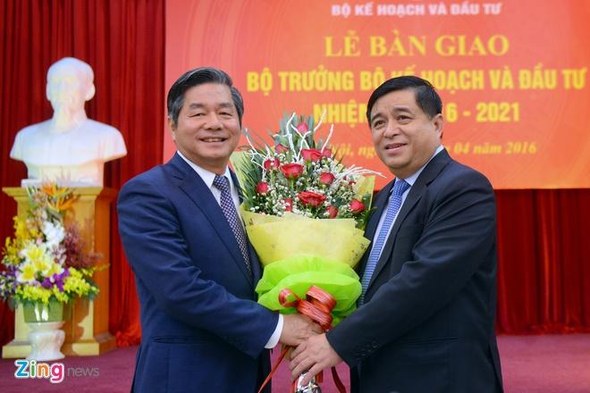 Ong Bui Quang Vinh va loi nhan giu lua cai cach hinh anh