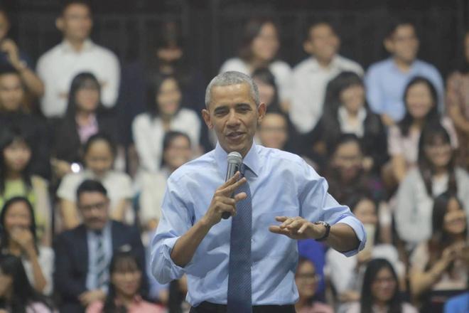 Obama: Toi tung noi loan vi thieu vang cha hinh anh