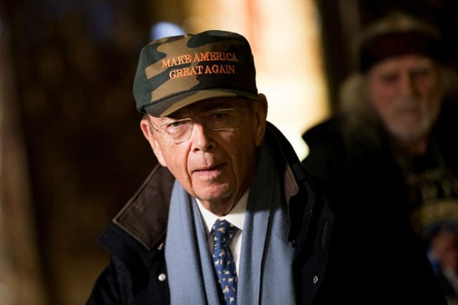 Bo truong cua Trump dau tu ra sao o Viet Nam? hinh anh 1