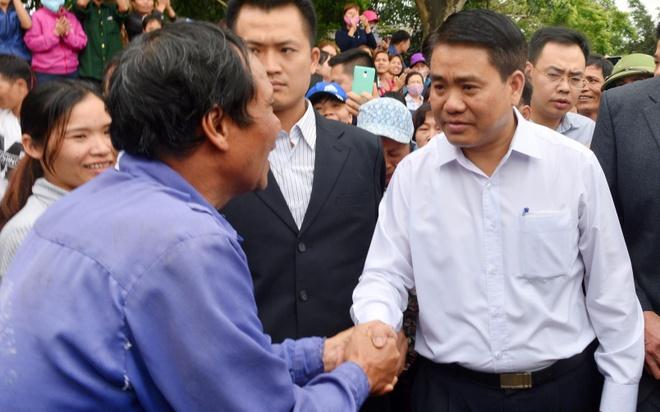 Bai hoc nhin tu Dong Tam: Dung ngai doi thoai voi dan hinh anh