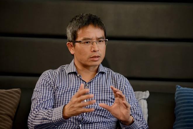 CEO Tran Trong Kien chia se chuyen bat tay voi Air Asia hinh anh