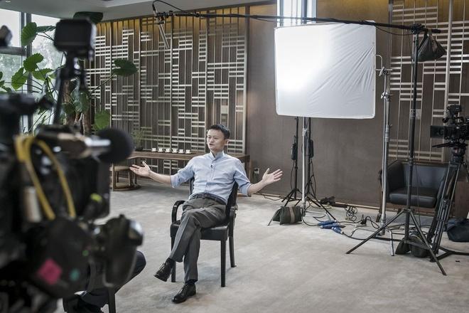 Ty phu Jack Ma noi Alibaba phai doi cach nhin de vuon ra the gioi hinh anh 1