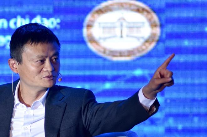 Ty phu Jack Ma: Dung co tao Alibaba, hay giai quyet mot van de xa hoi hinh anh