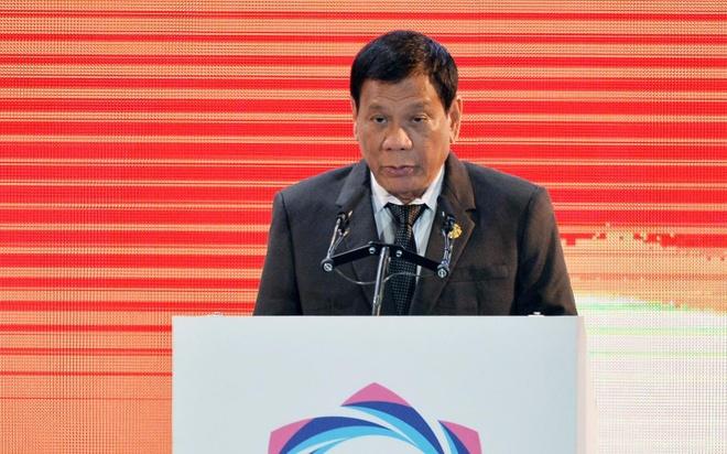 Tong thong Duterte: 'Chung toi khong can vien tro nhan dao' hinh anh