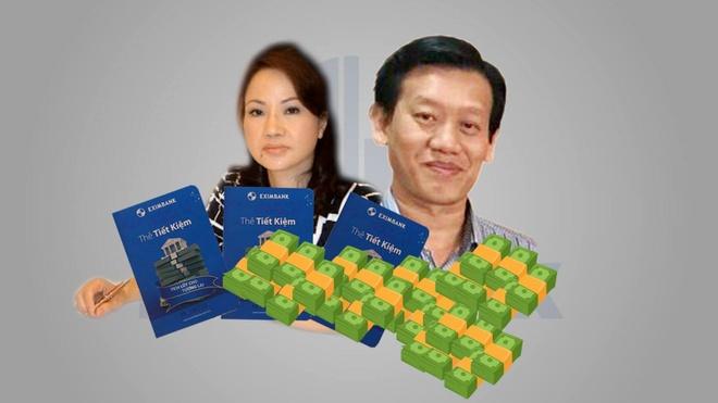 245 ty dong cua dai gia Chu Thi Binh 'boc hoi' tai Eximbank the nao? hinh anh