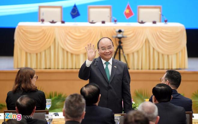 Thu tuong: EVFTA va IPA la 2 cao toc hien dai noi lien Viet Nam - EU hinh anh 4