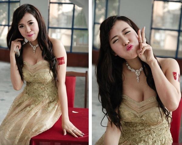 Khi hot girl Viet kem xinh vi loi thoi trang hinh anh 16