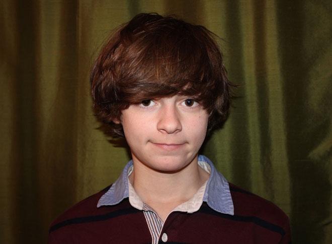 Grant Goodman (14 tuổi):