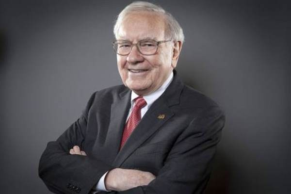 Nguoi giau nhat the gioi chia se cach day con ve tien hinh anh 1 Tỉ phú Warren Buffett.