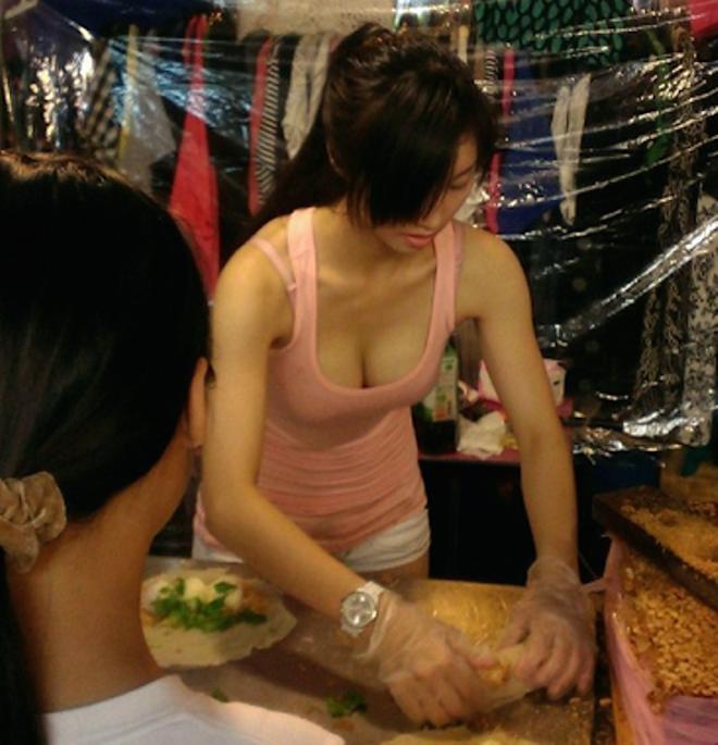 Hot girl ban kem, ban sao Ly Tieu Long bat ngo noi danh 2014 hinh anh 9