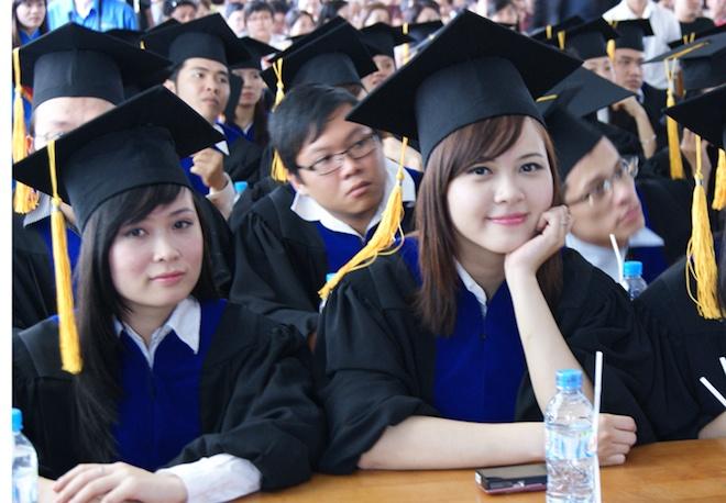 Xep hang 10 truong dai hoc hang dau Viet Nam hinh anh