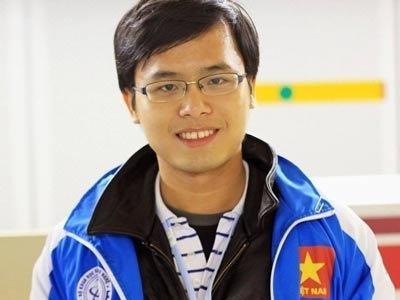 Thu khoa 'kep' Dam Nguyen Trong Nhan hinh anh