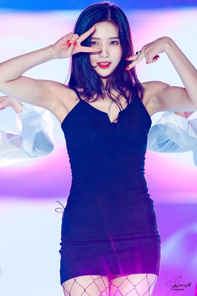 10 lan my nhan Red Velvet dien vay ao khoe tron than hinh goi cam hinh anh 3