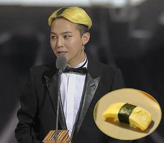 G-Dragon dien dau sushi va 9 kieu toc kho hieu nhat cua sao Han Quoc hinh anh 4 4.jpg