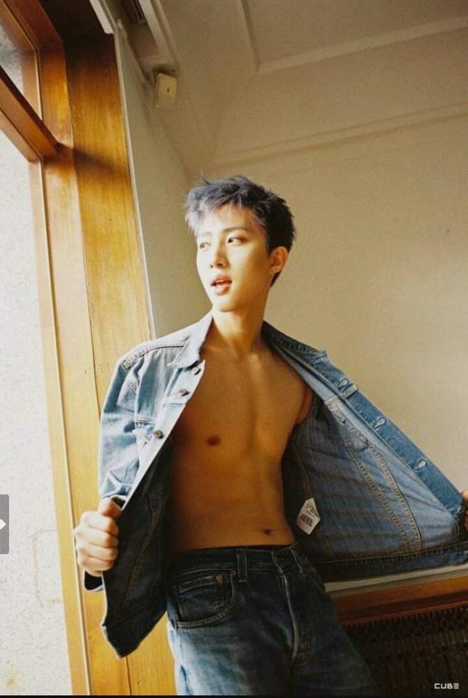 10 sao nam Han Quoc chuong mot khong cai cuc ao khoe body 6 mui hinh anh 2
