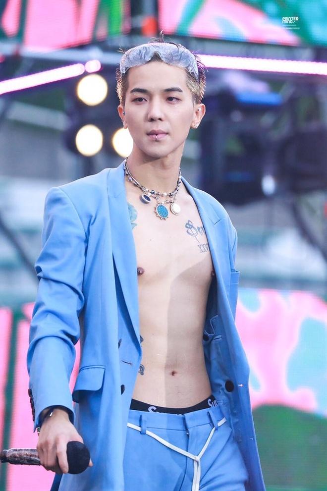 10 sao nam Han Quoc chuong mot khong cai cuc ao khoe body 6 mui hinh anh 7